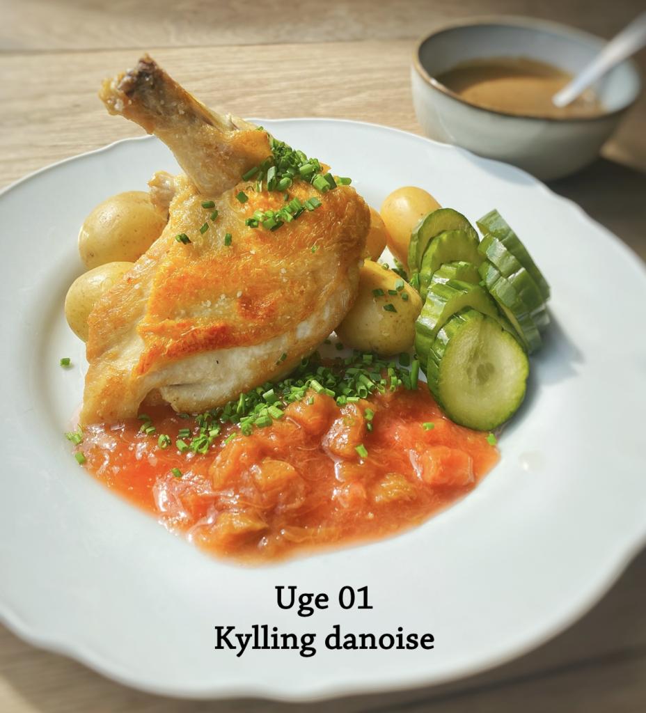 uge 01 kylling danoise