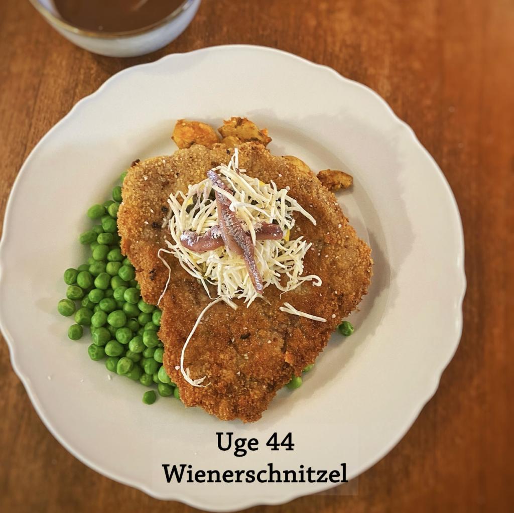 uge 44 wienerschnitzel